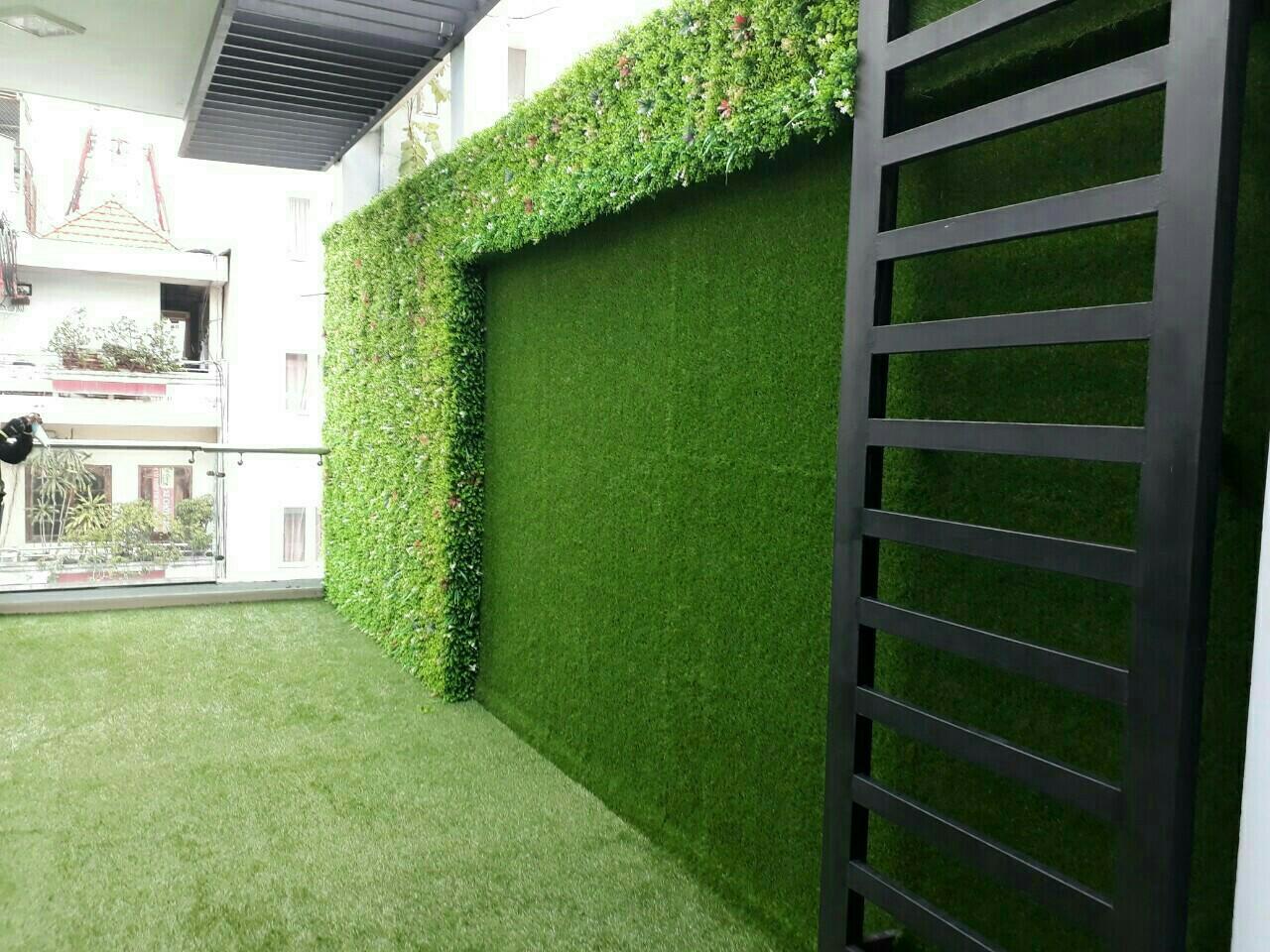Trang trí vách tường cho nhà ở quận Tân Bình