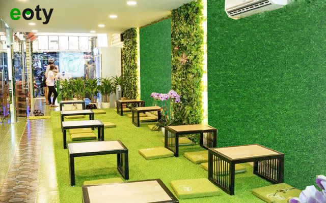 Gợi ý cách trang trí không gian quán trà sữa