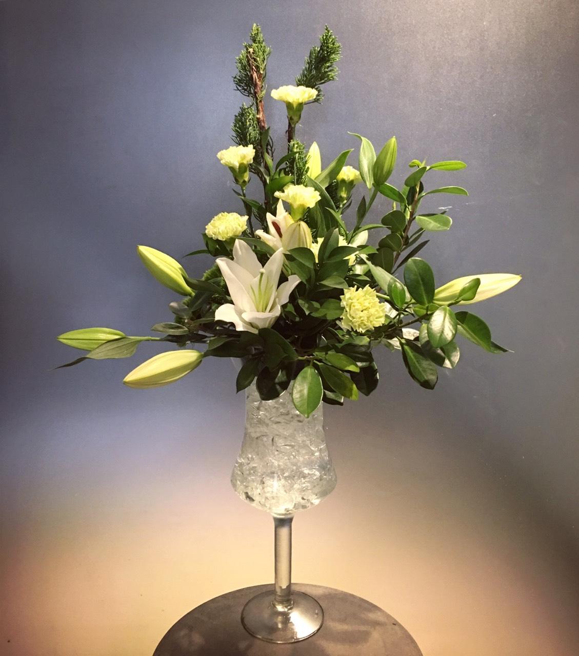 Hoa ky trắng