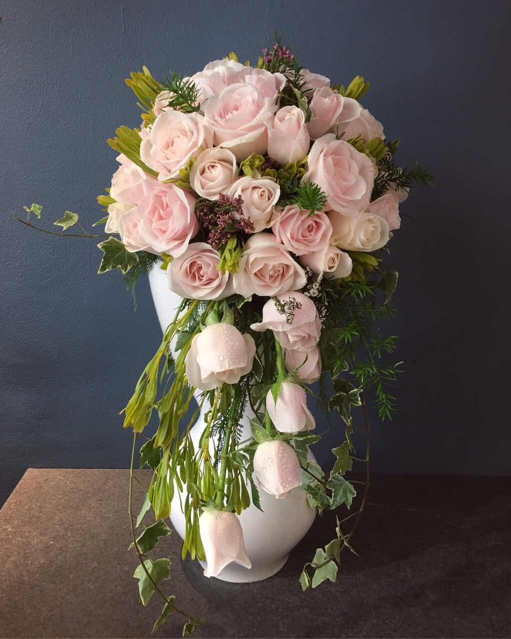 hoa cưới, hoa cô dâu